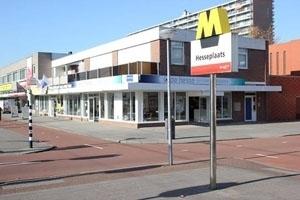 De Hesse Optiek & Oogzorg winkel